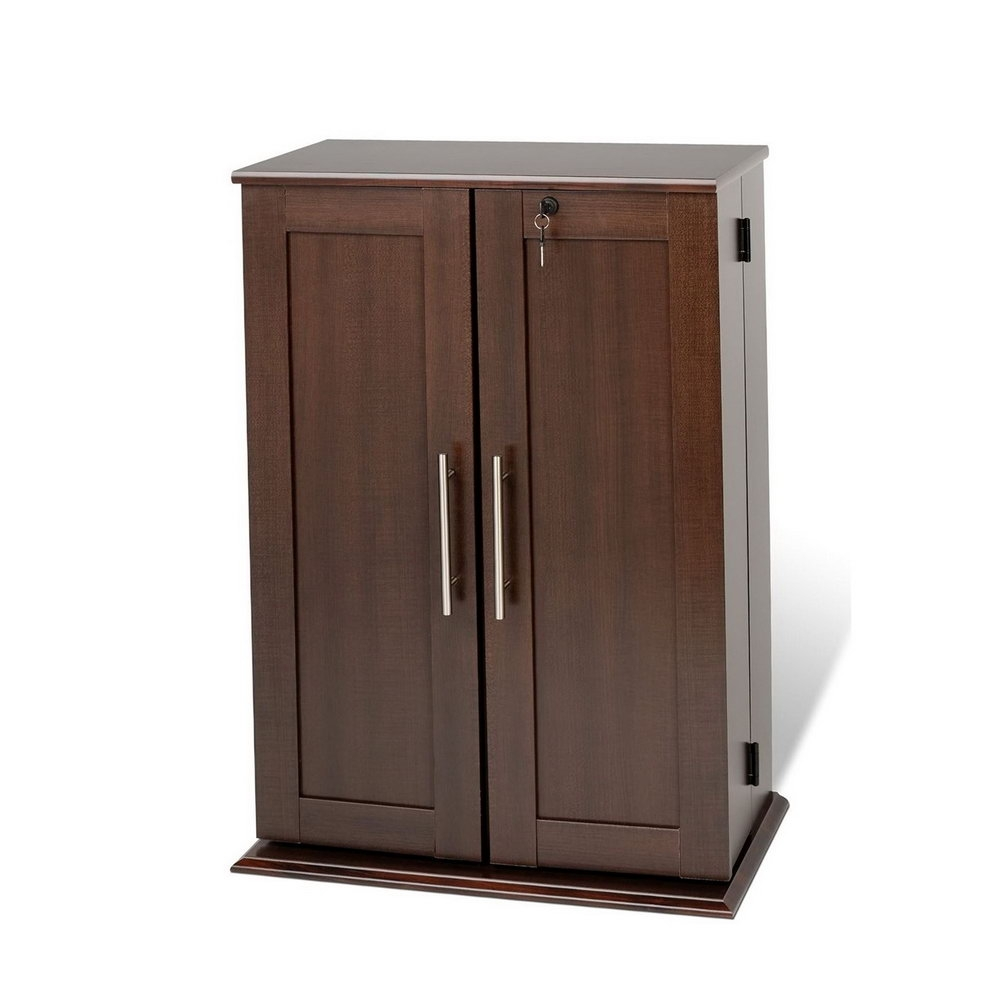 Wood Storage Cabinets With Locks