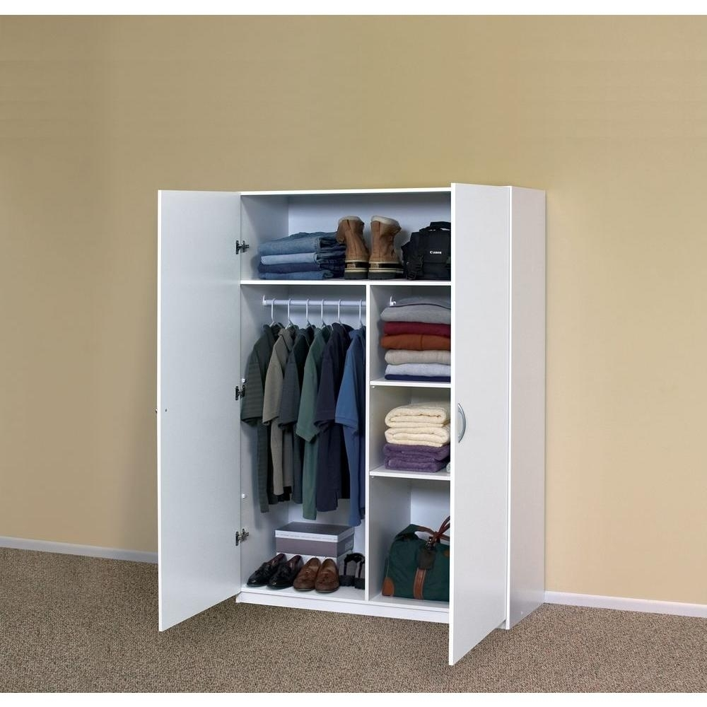 Permalink to 48 Storage Wardrobe Cabinet
