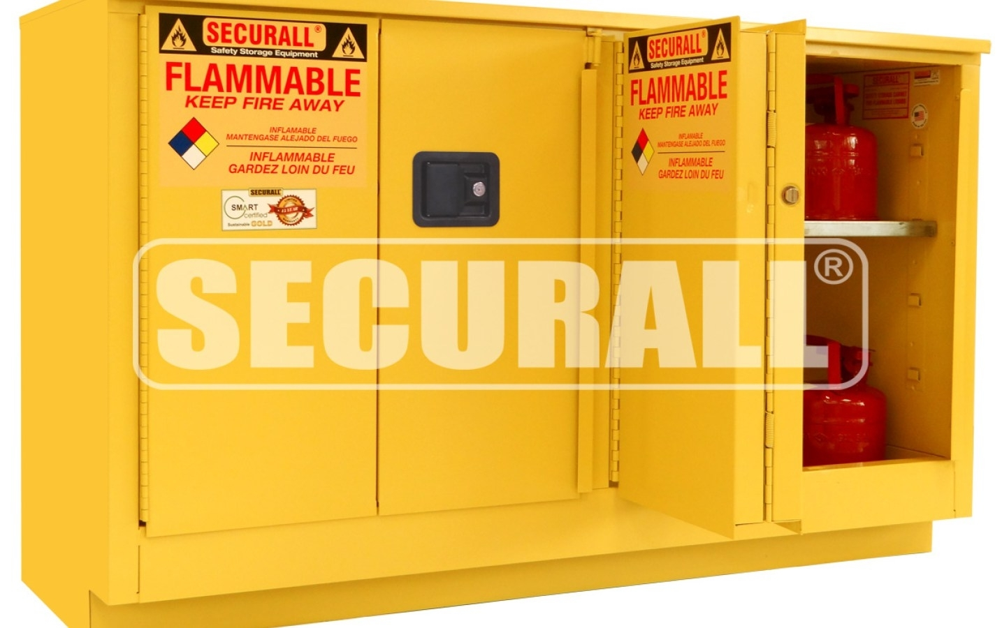 Flammable Cabinet Storage On Top