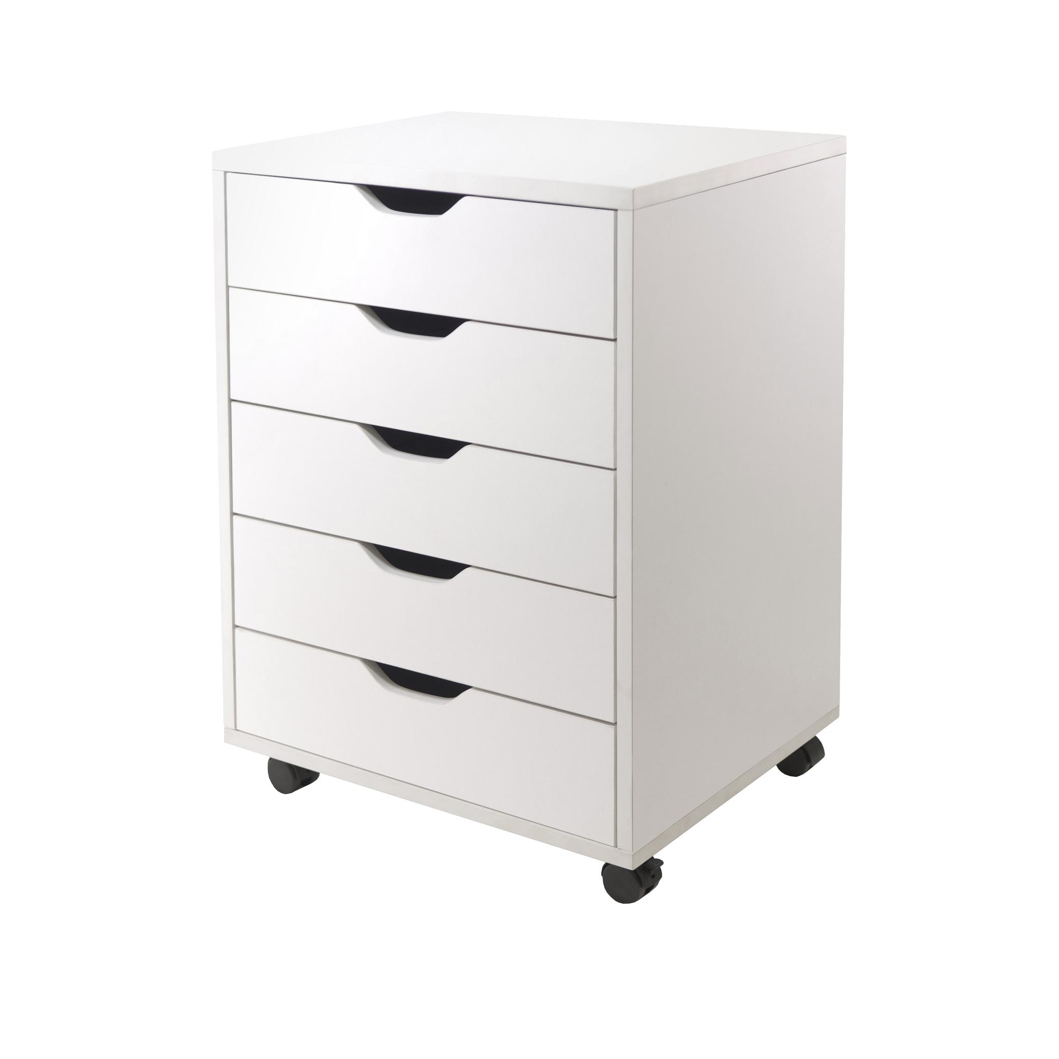 Large Storage Cabinet With Drawers