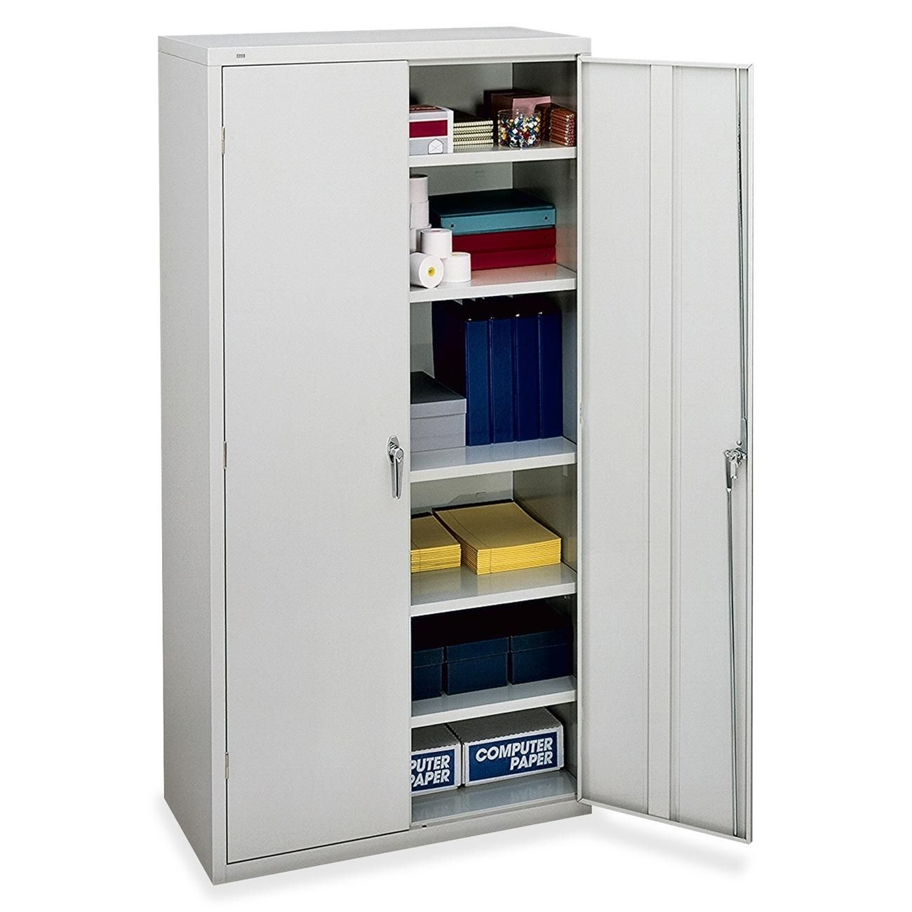 Office Depot Storage Cabinet Metal