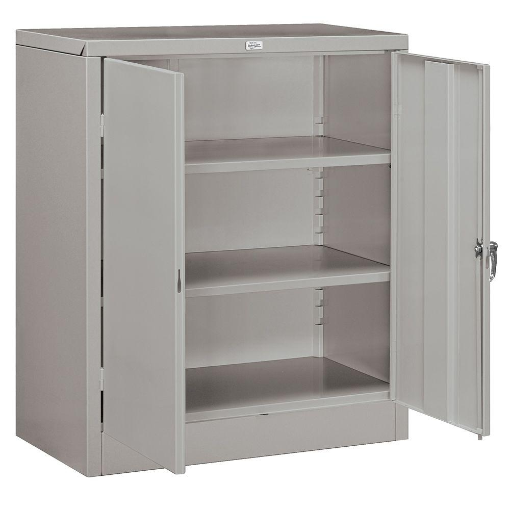 Salsbury Industries Counter Height Storage Cabinet