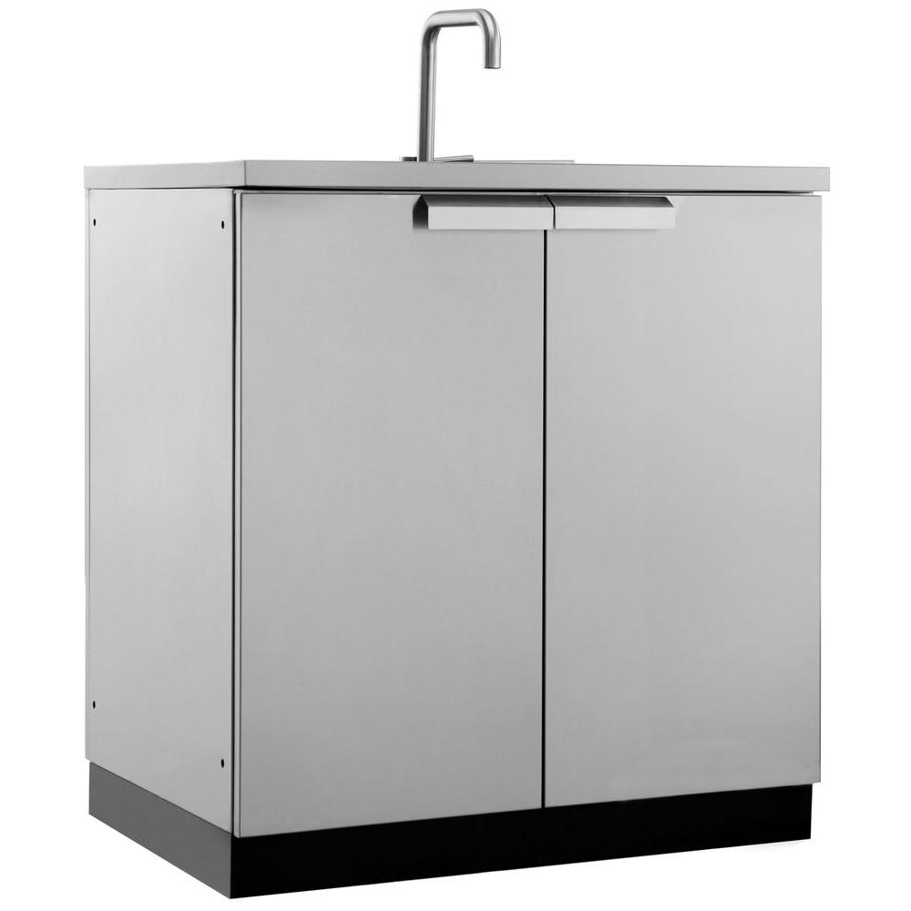 Stainless Steel Outdoor Storage Cabinets
