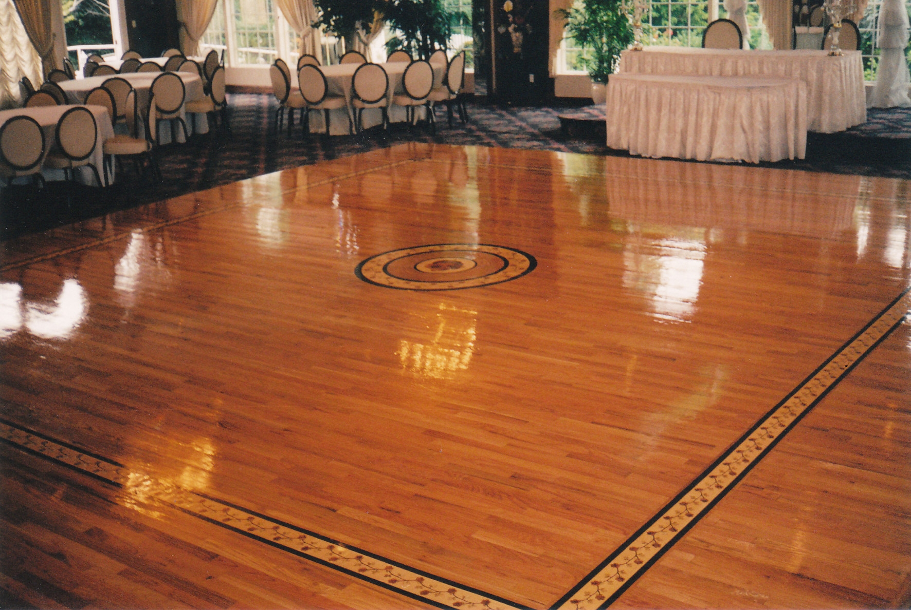 Best Finish For Wood Dance Floor