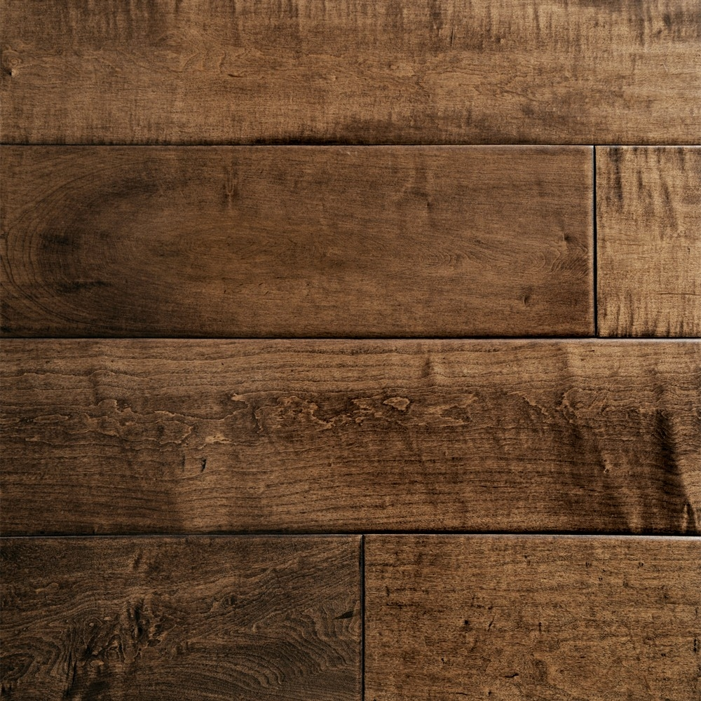 Hand Scraped Engineered Wood Flooring