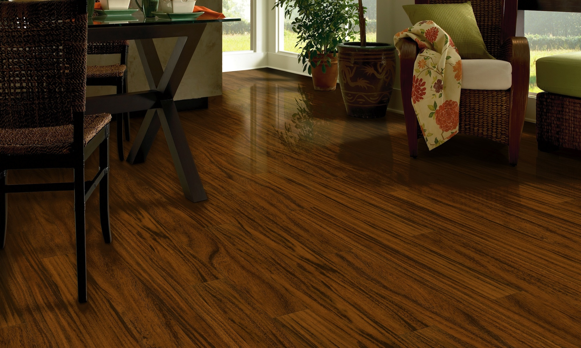 Leclair Wood Floors Omaha