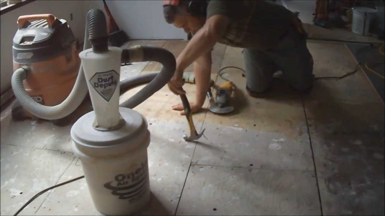 Leveling A Wood Subfloor For Laminate