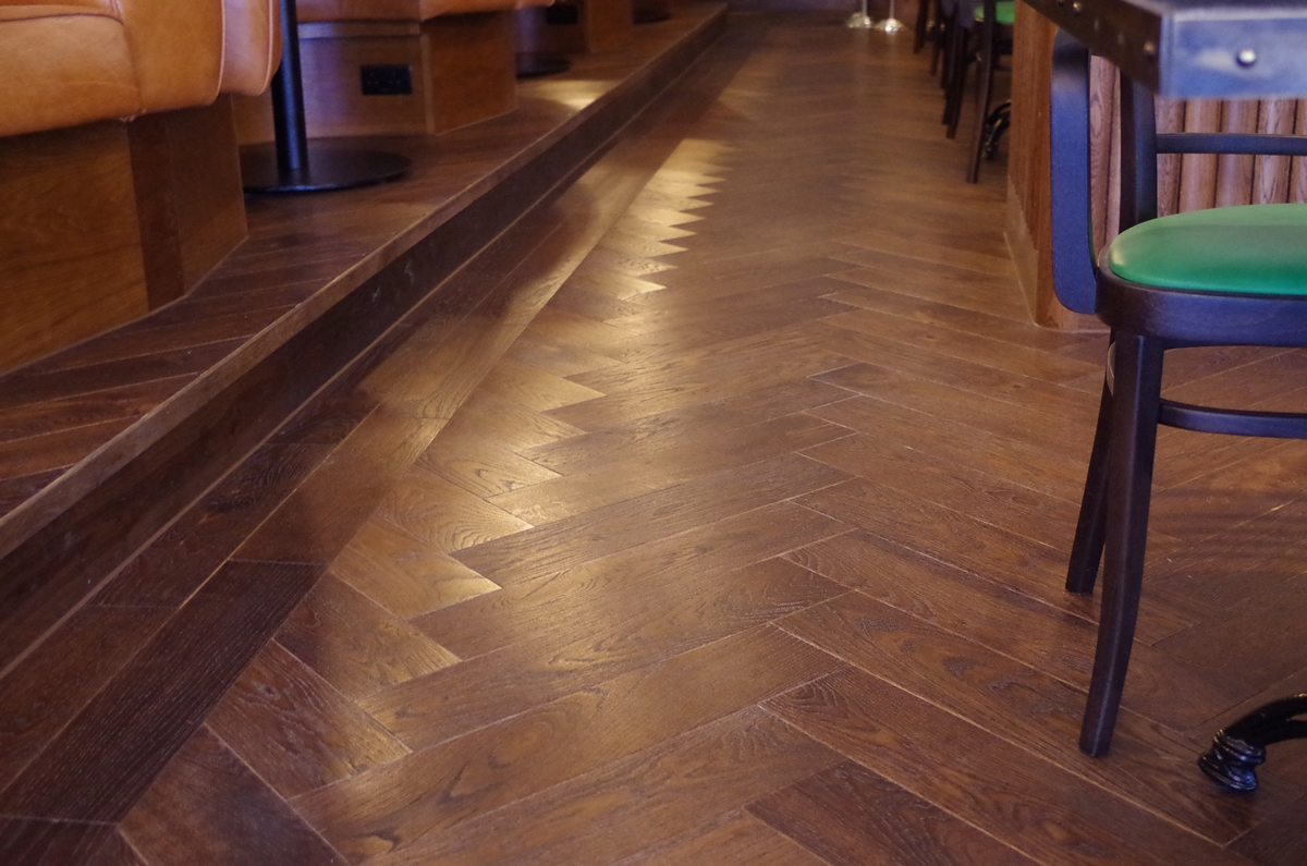 Prestige Wood Flooring Stafford