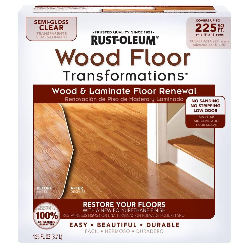 Rust Oleum Wood Floor Transformations Kit