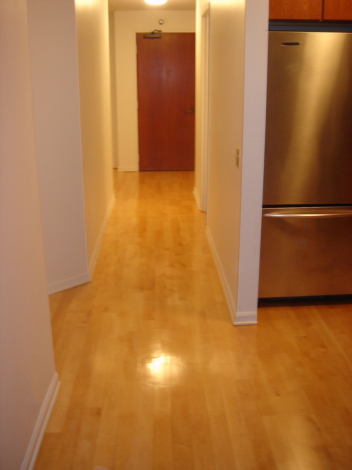 Solid Wood Or Veneer Flooring