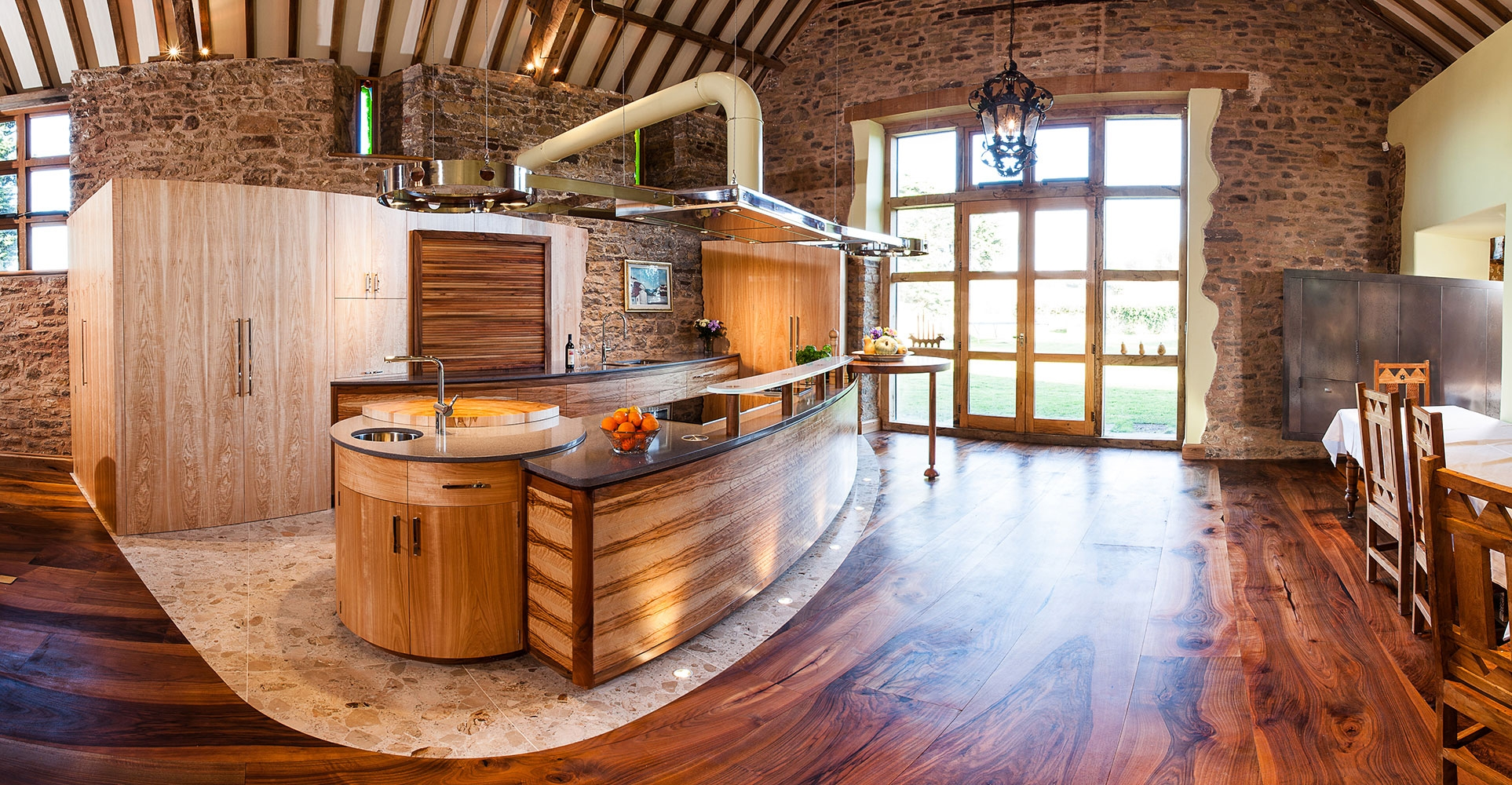 Type Of Wood Flooring For Kitchen