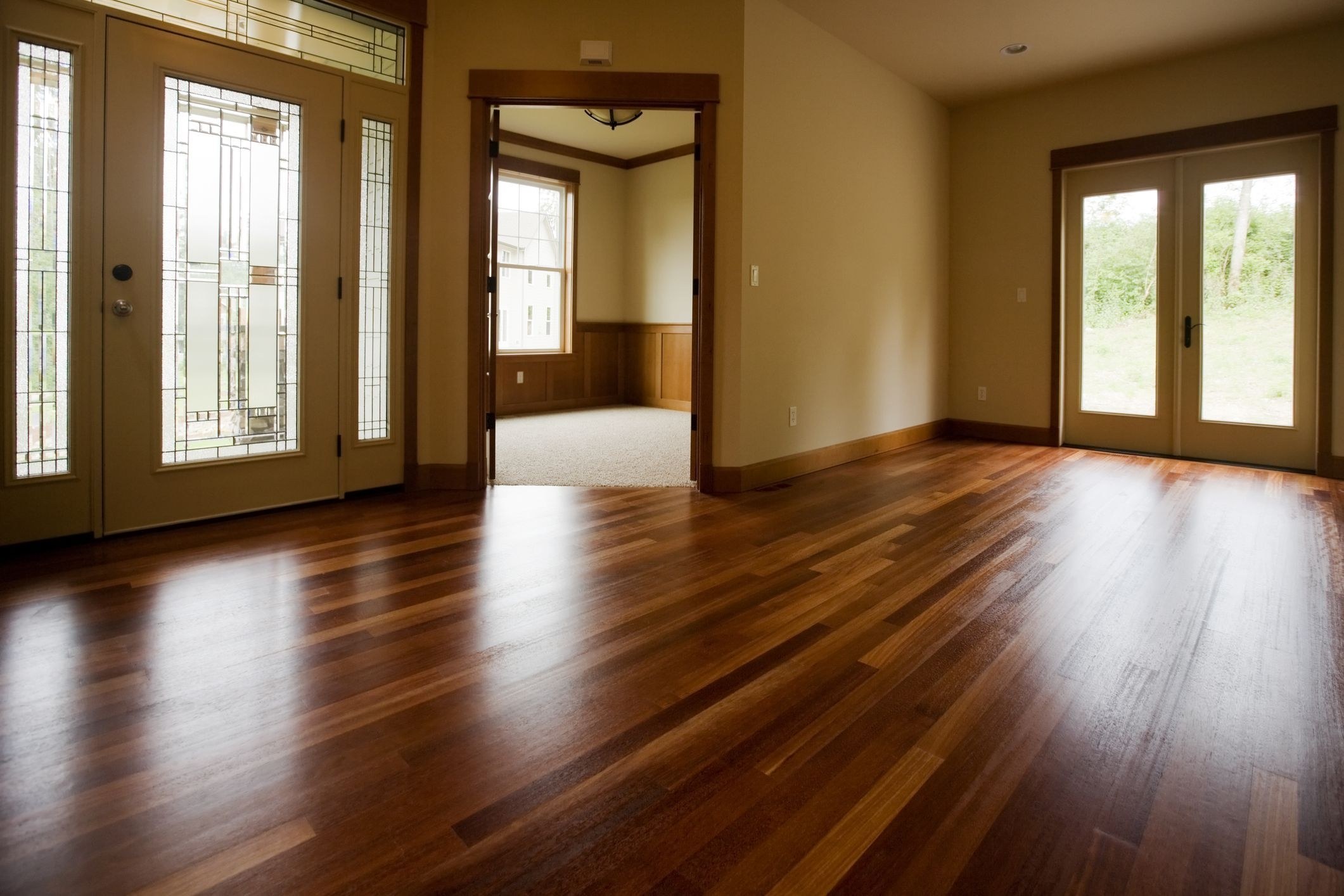 Wood Floor Comparison Chart