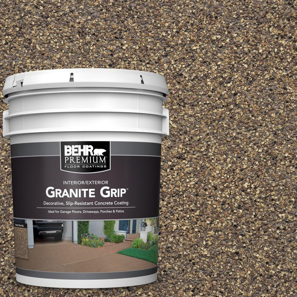 Behr Premium Concrete & Wood Floor Coating Color Card