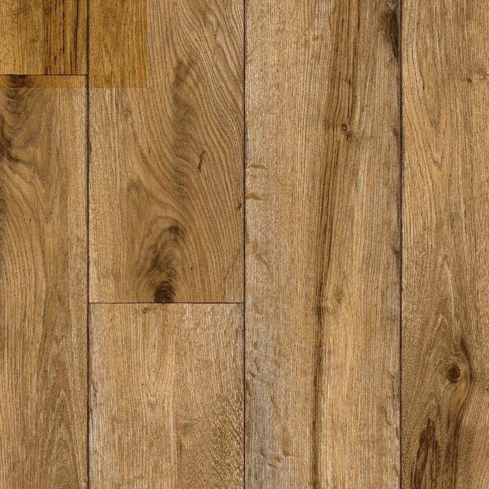 Faux Wood Sheet Vinyl Flooring