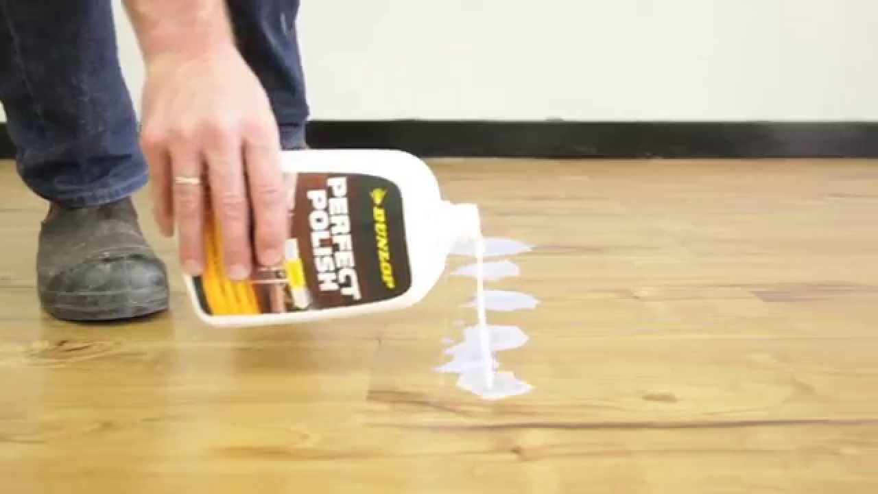 Laminate Wood Floor Polish
