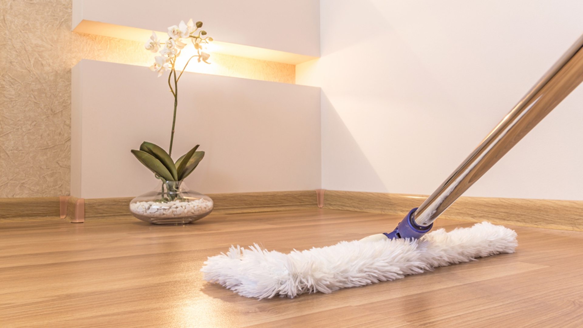 Mopping Unsealed Wood Floors