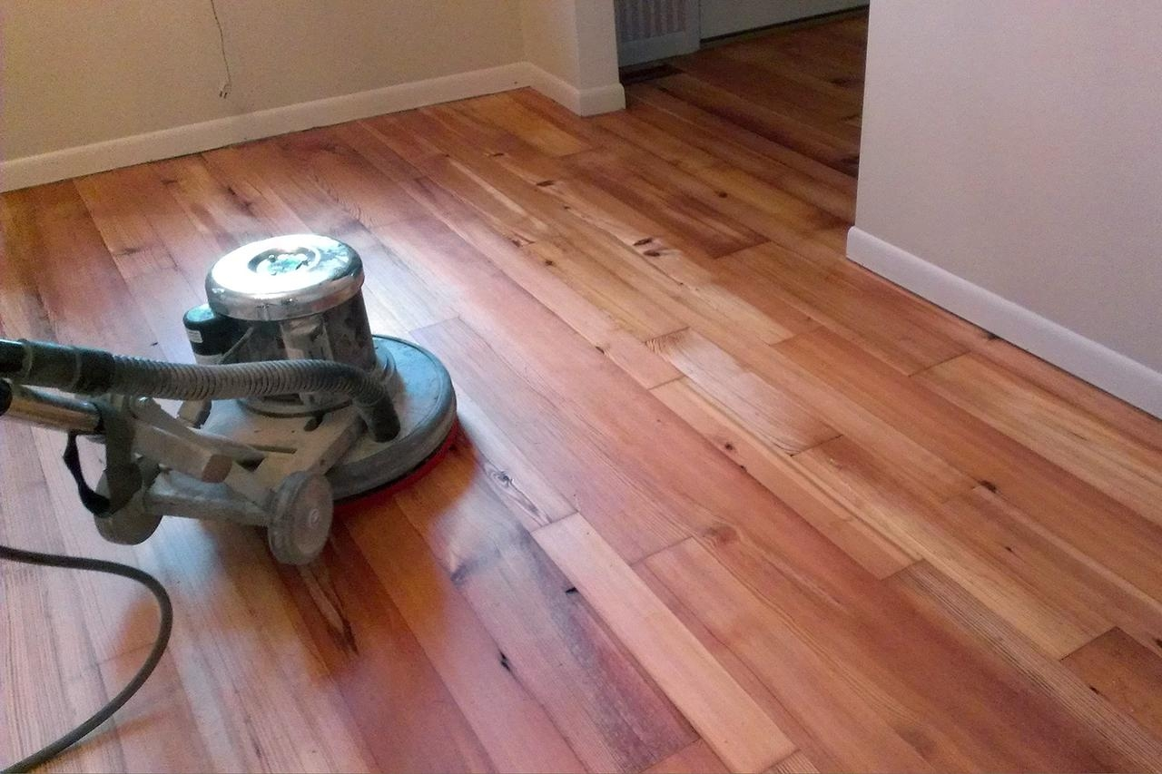 Natural Oil Wood Floor Finish