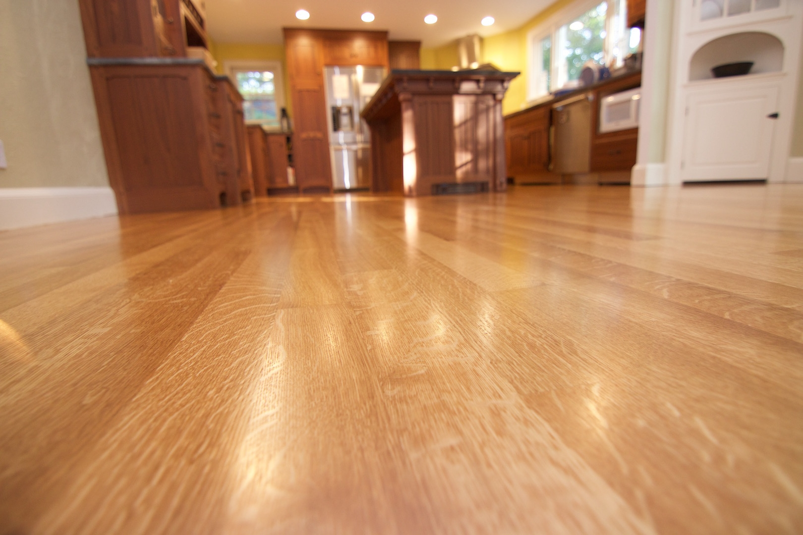 Polyurethane Varnish Wood Floors