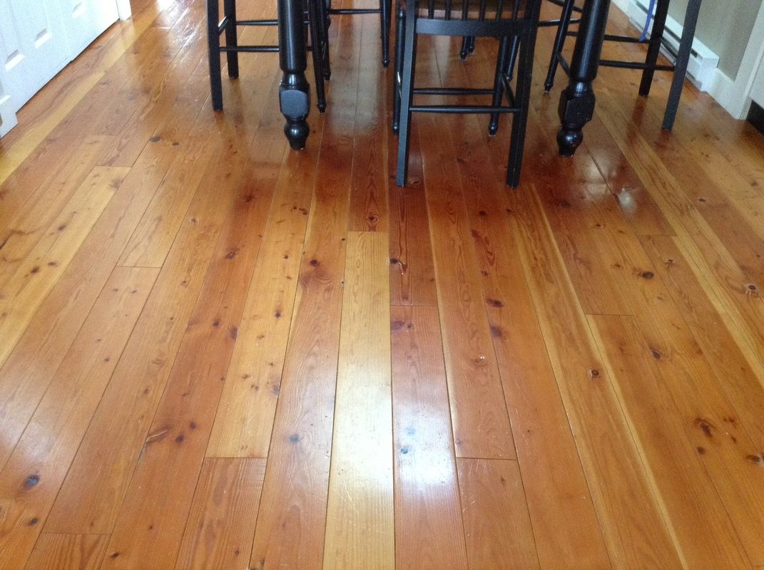 Reclaimed Cedar Wood Flooring