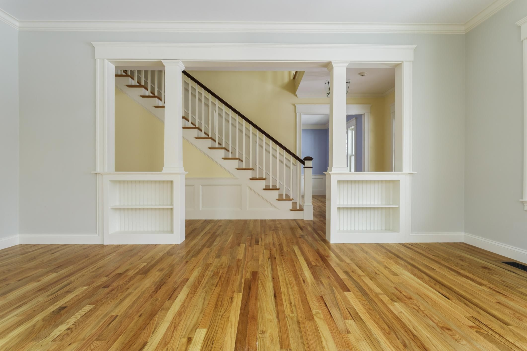 Scratch Resistant Solid Wood Flooring