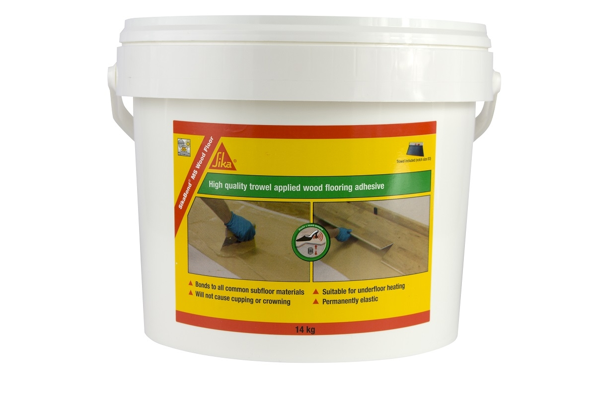 Sikabond Ms Wood Floor Adhesive