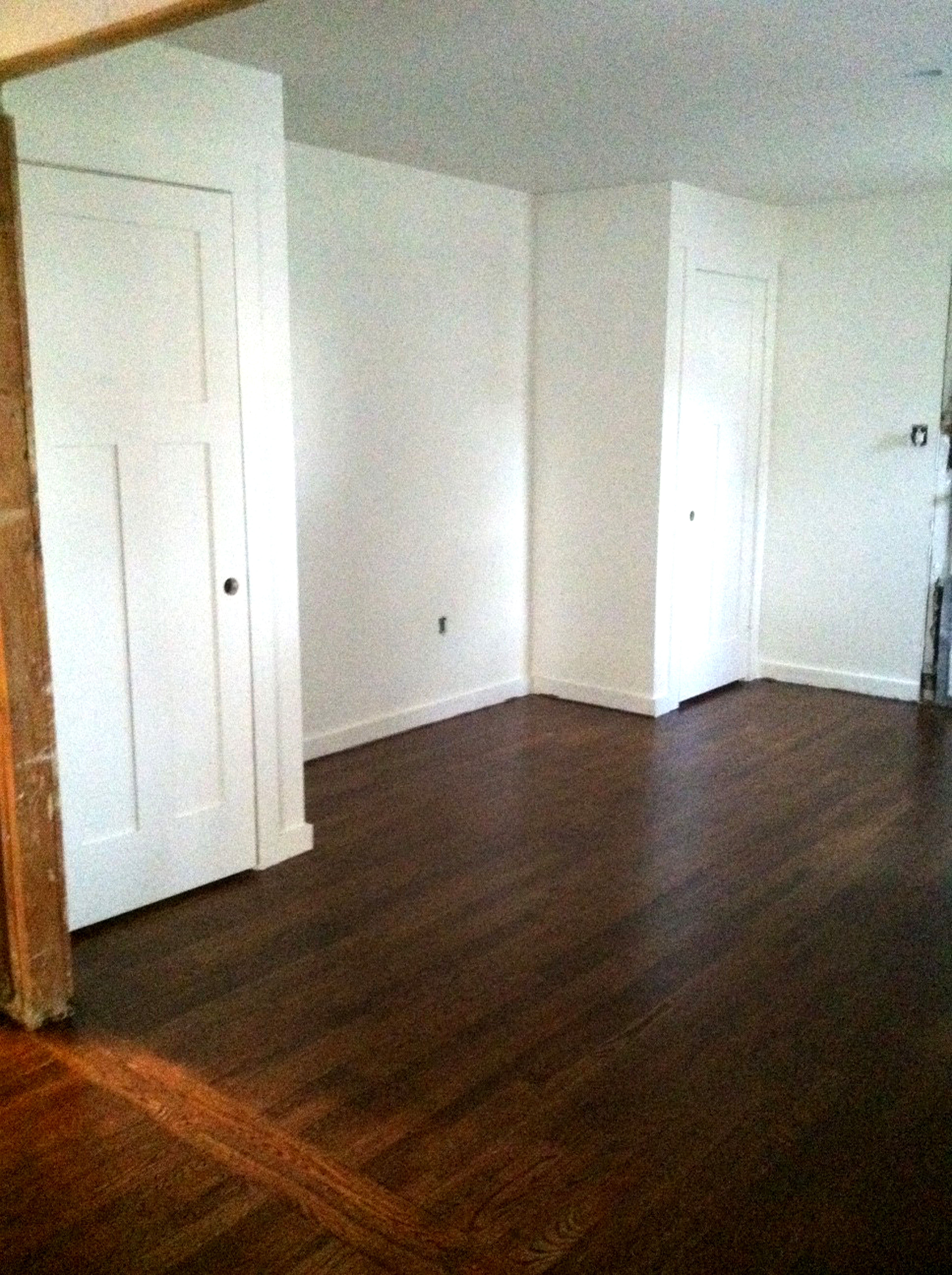 Staining Wood Floors Darker