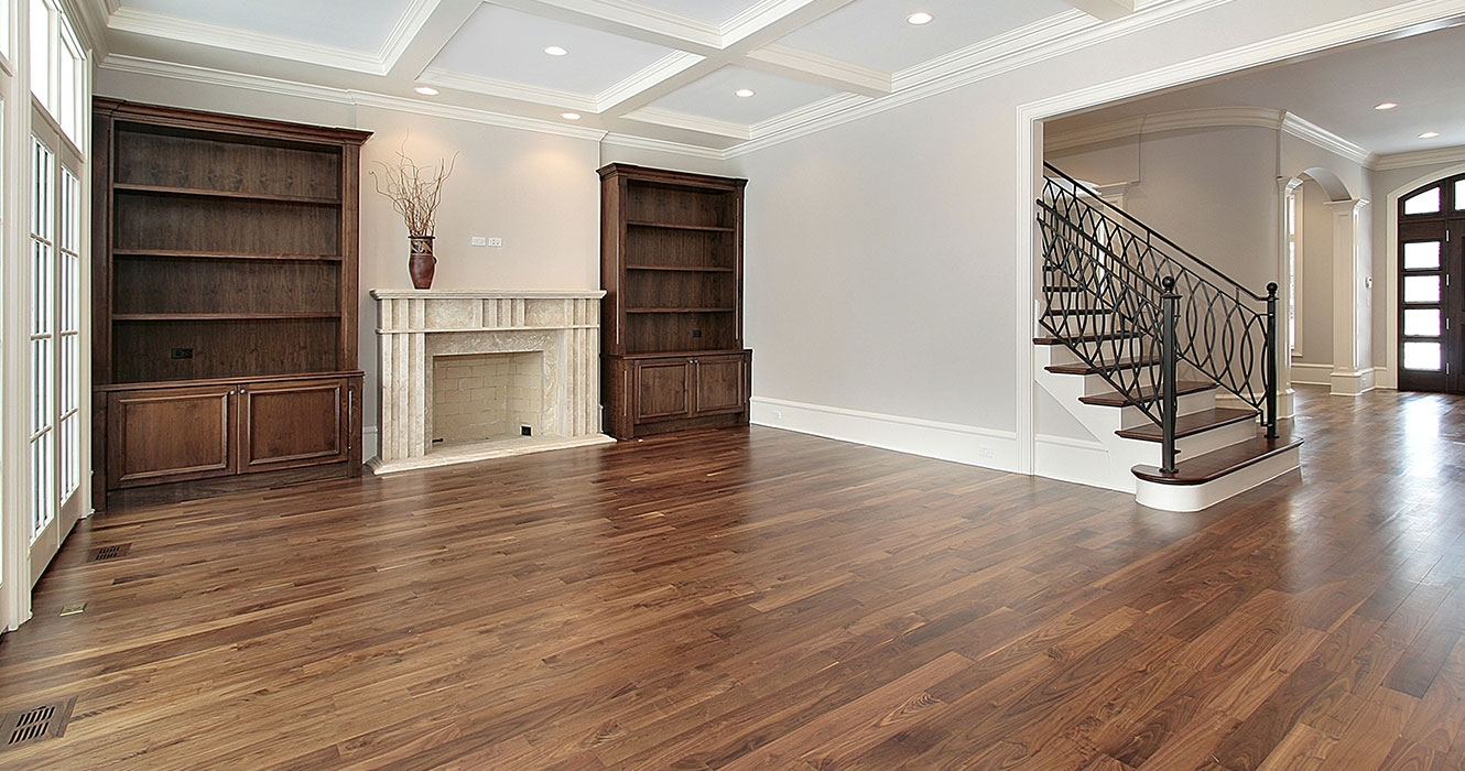 Timeless Wood Floor Color