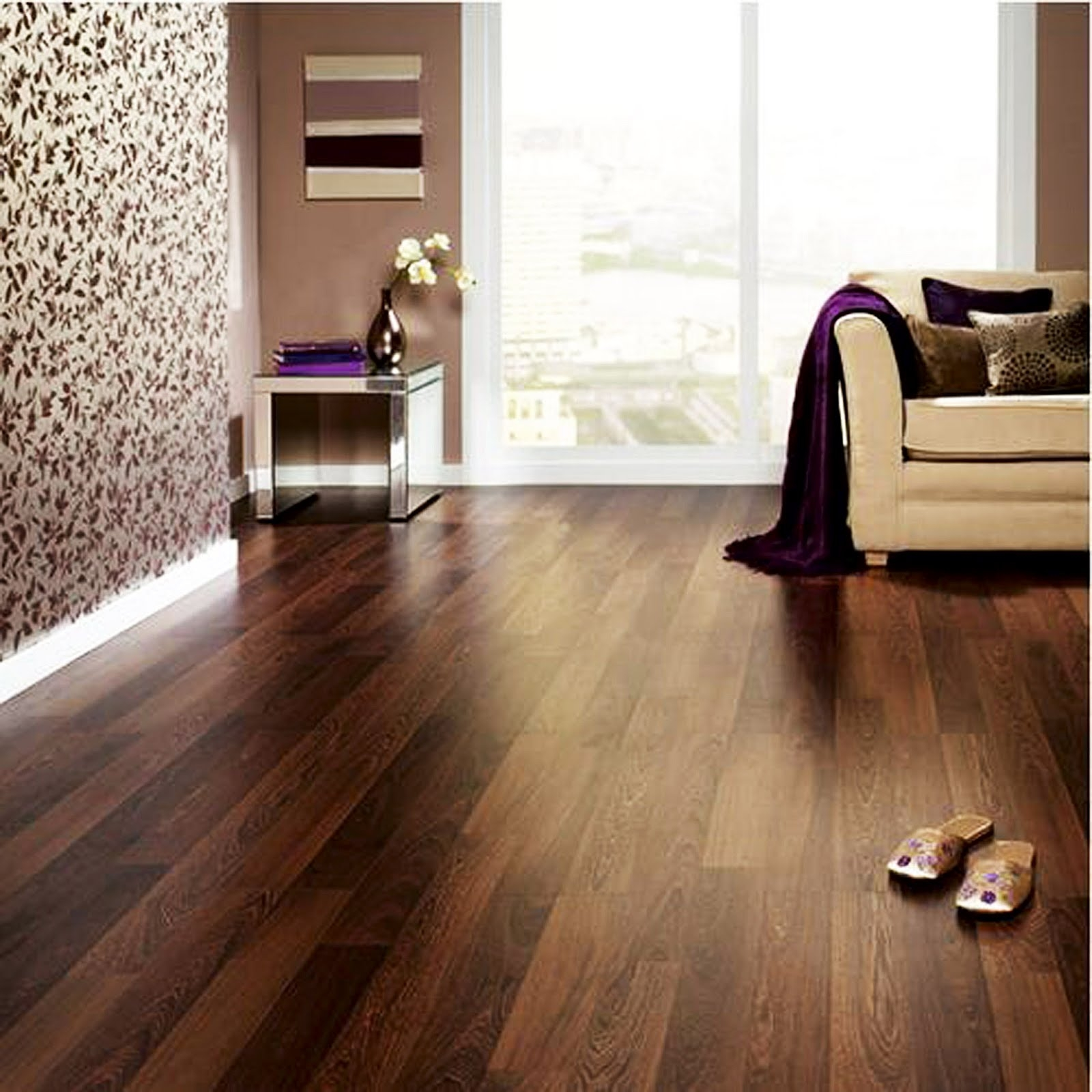 Types Of Laminated Wooden Flooring