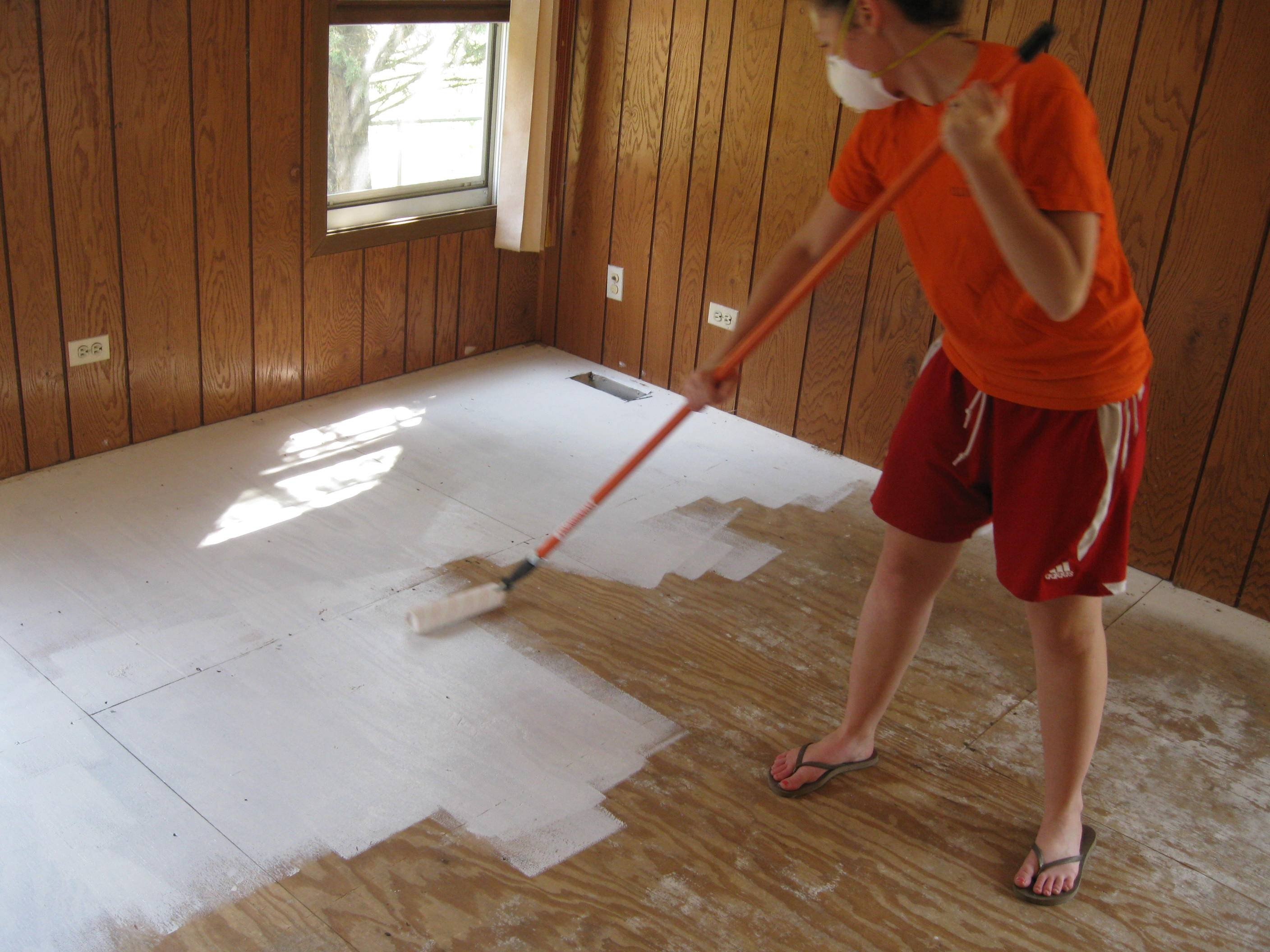 Urine Wood Floor Odor