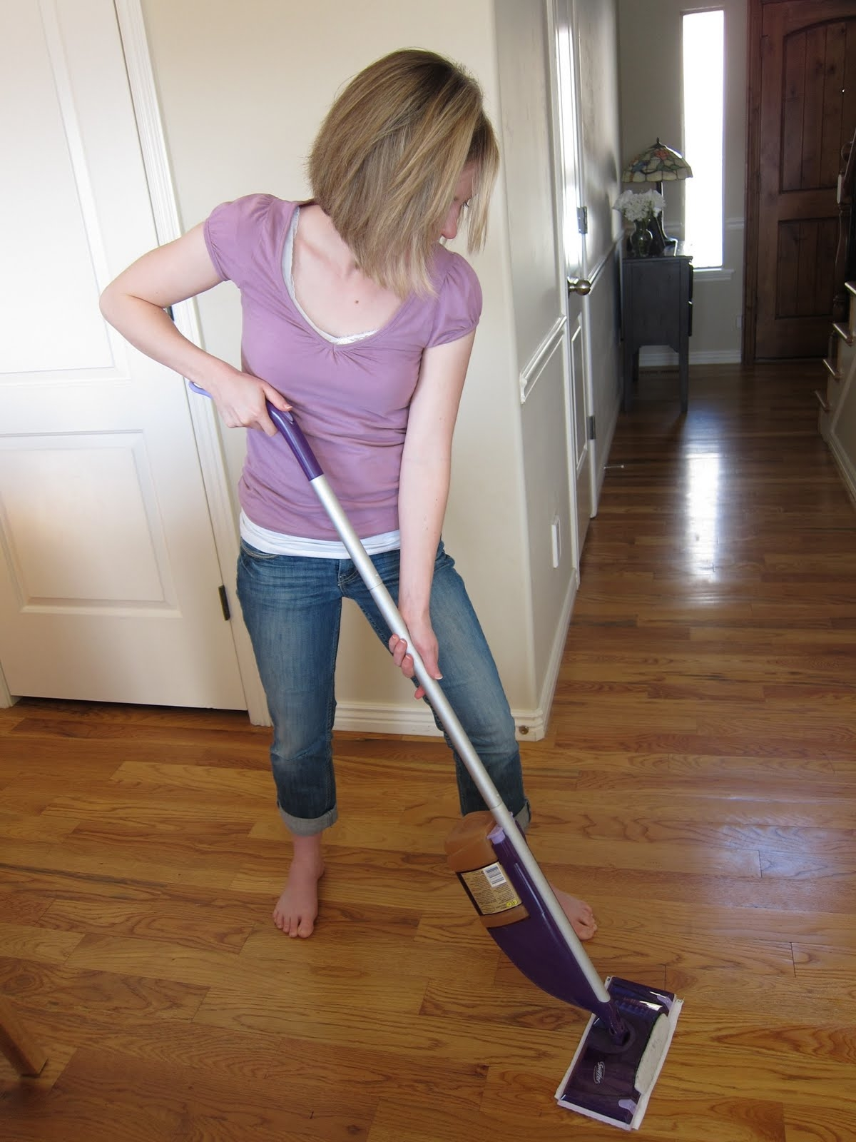Wood Floor Swiffer