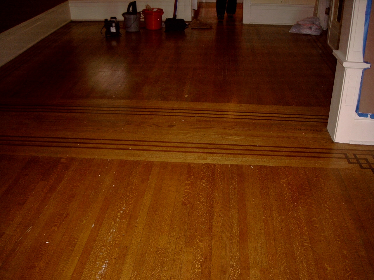Wood Preen Liquid Floor Wax