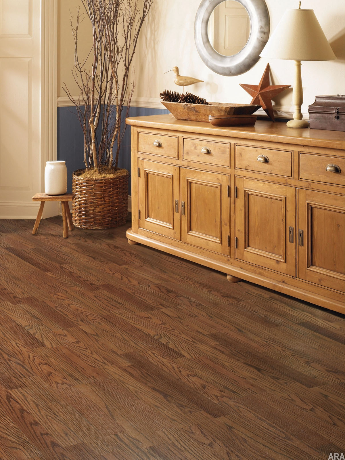 Alternative To Real Wood Flooring