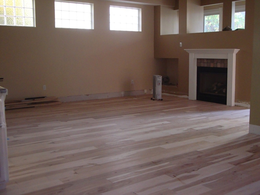 Anderson Wood Floors Hickory