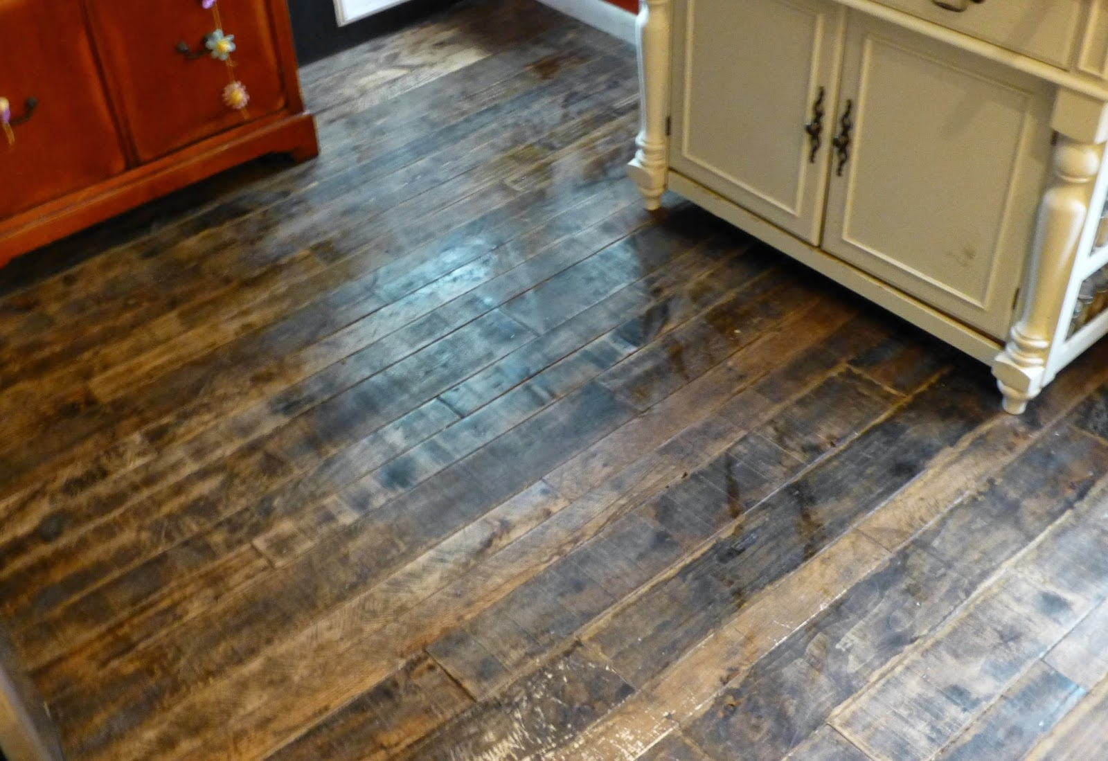 Barn Wood Look Tile Flooring Wood Flooring