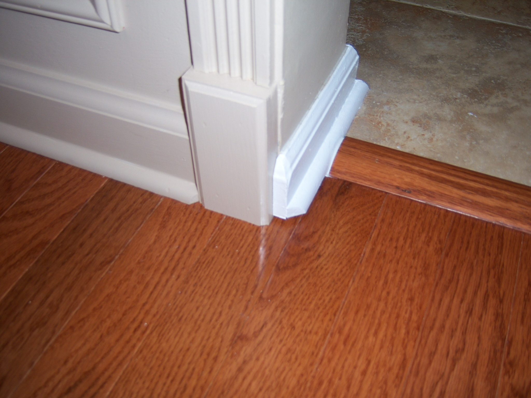 Baseboard Molding For Wood Floors