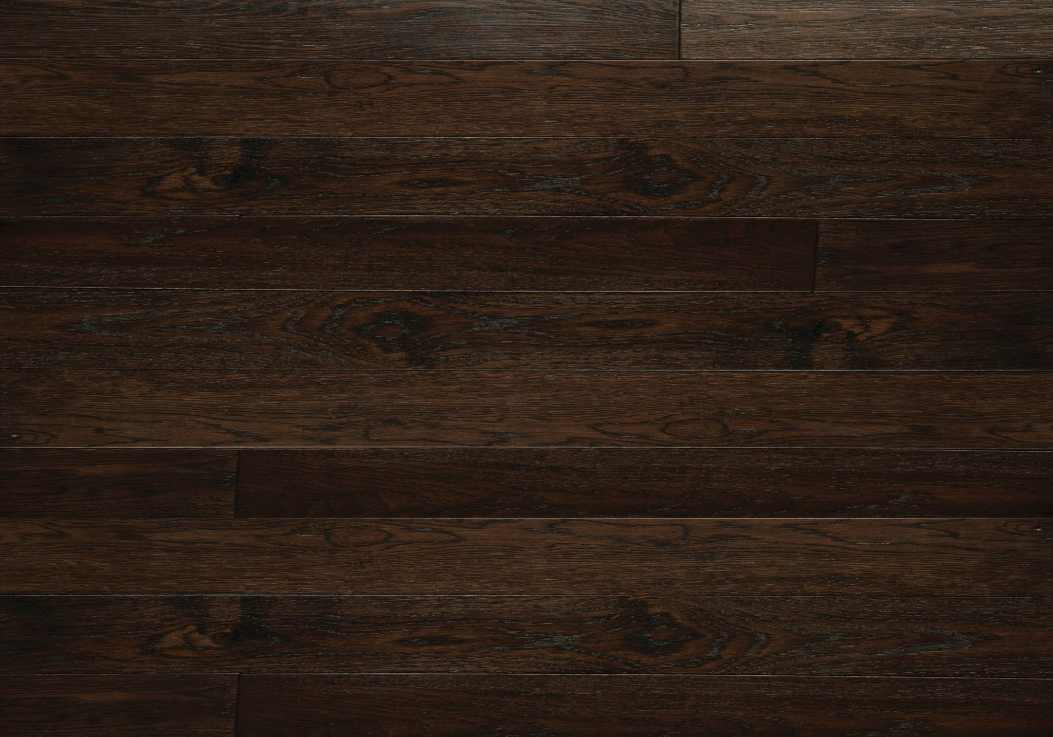 Dark Brown Wood Floors