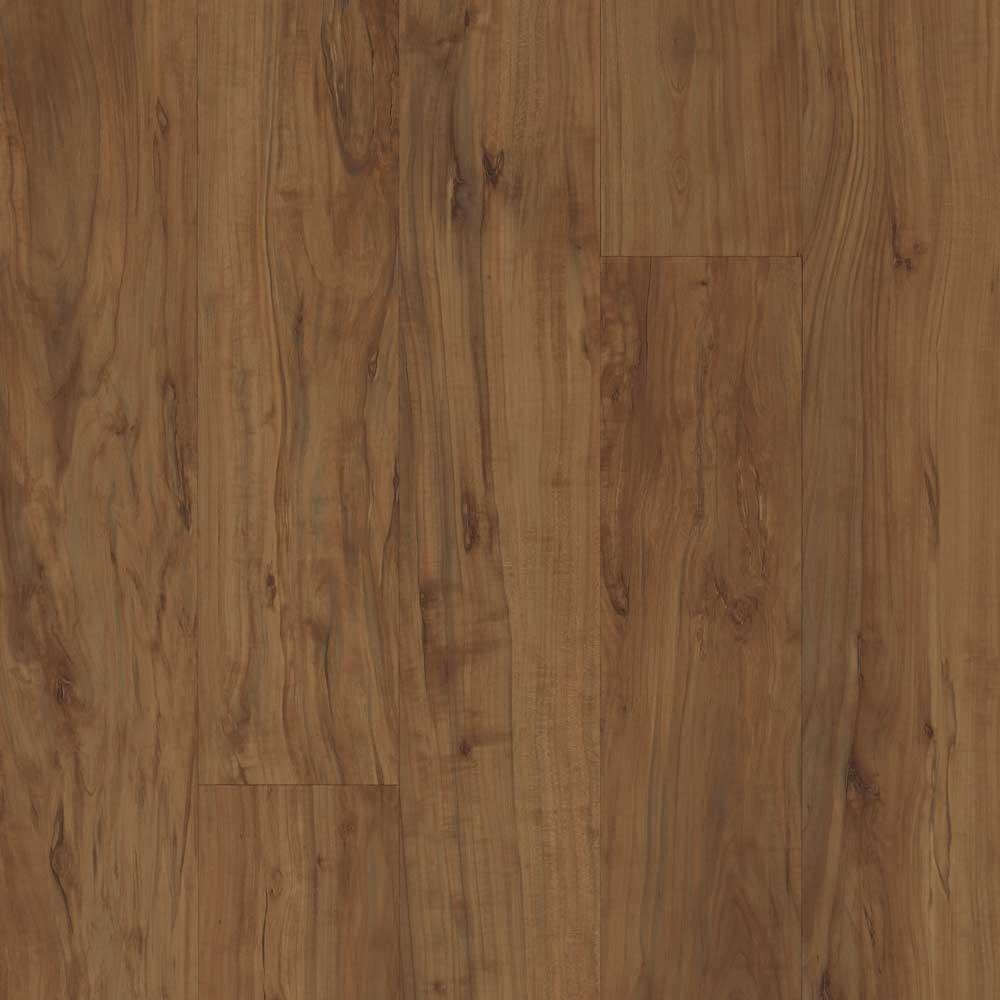 Engineered Wood Flooring With Attached Underlayment