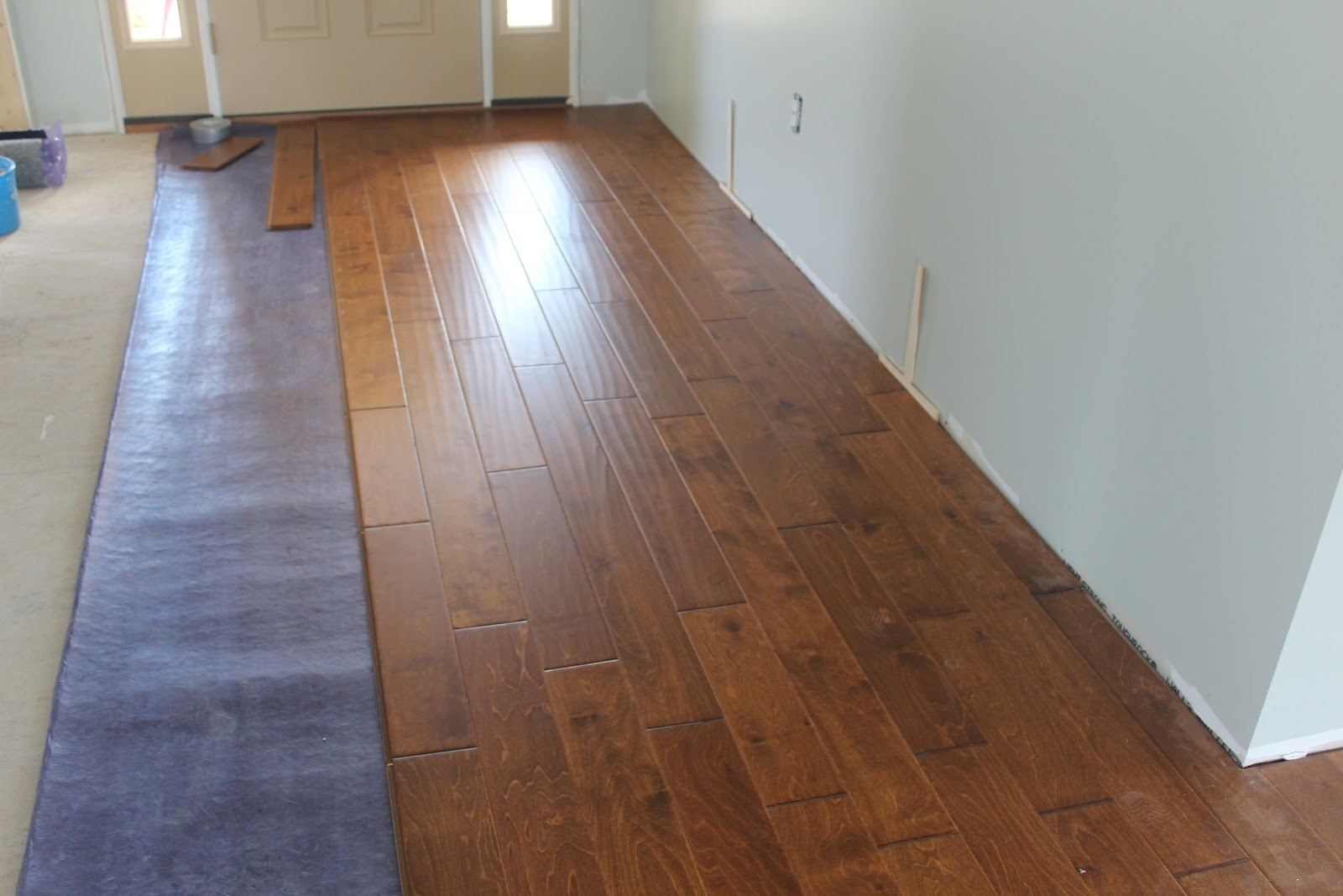 Permalink to Floating Engineered Wood Floor Over Concrete