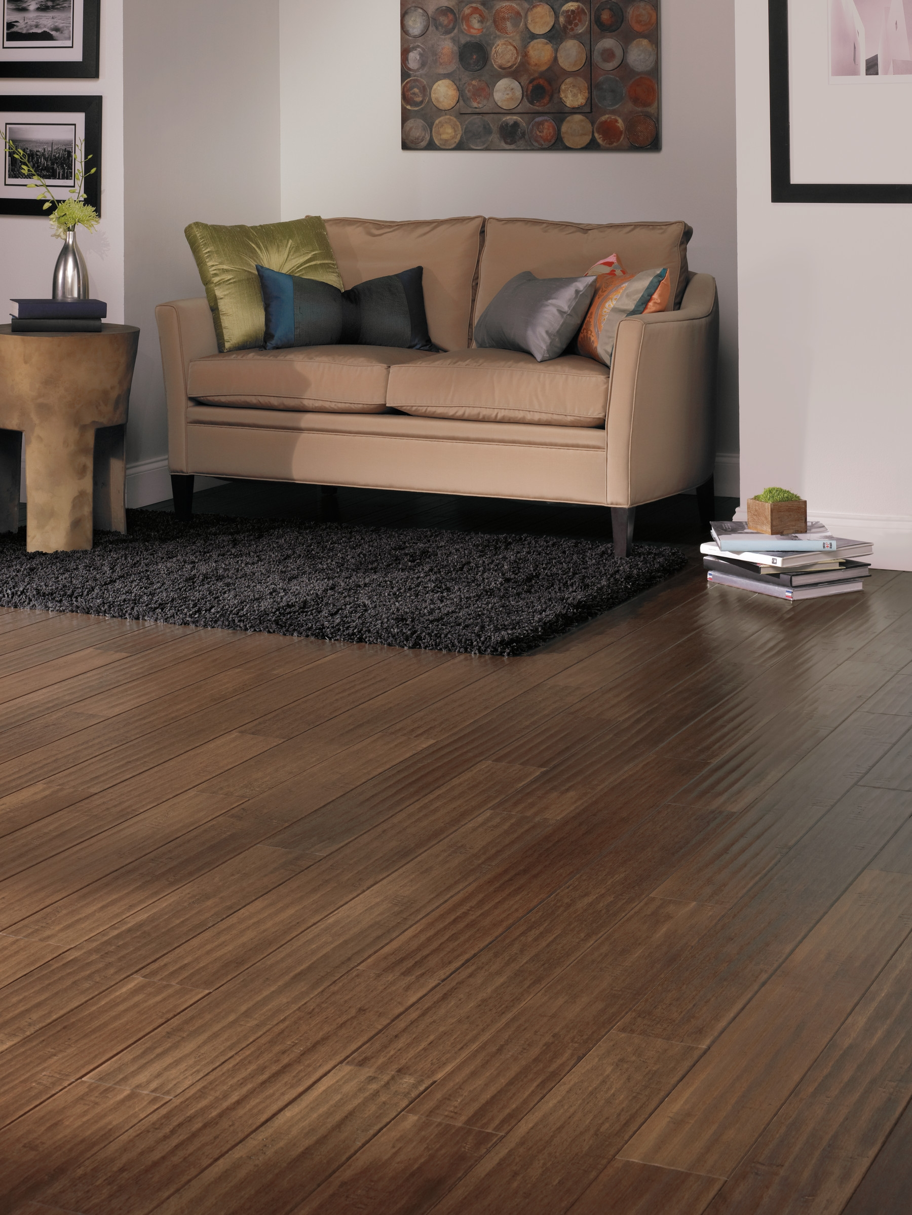 Harris Tarkett Wood Flooring