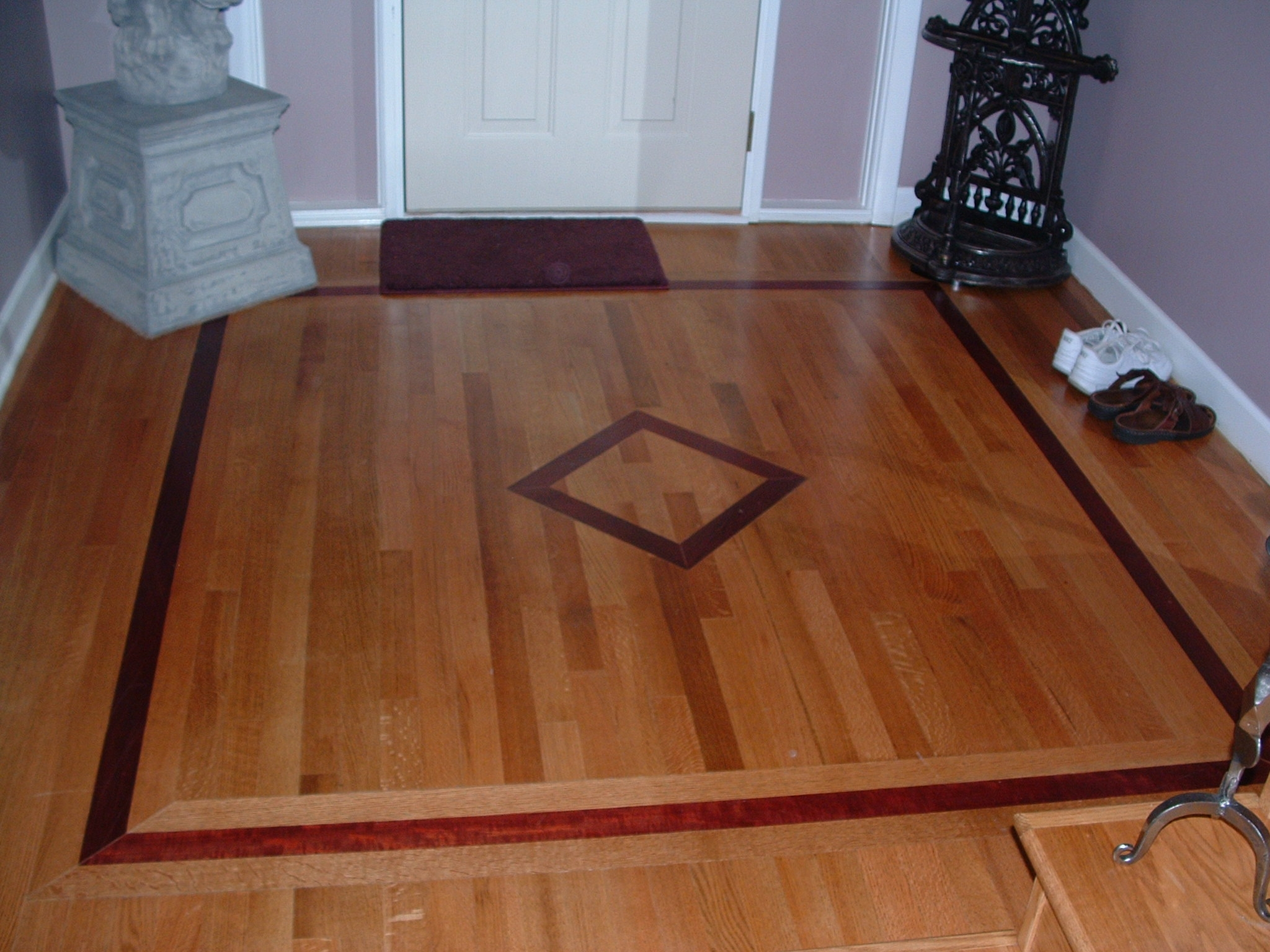 Laying Wood Floors Over Ceramic Tile