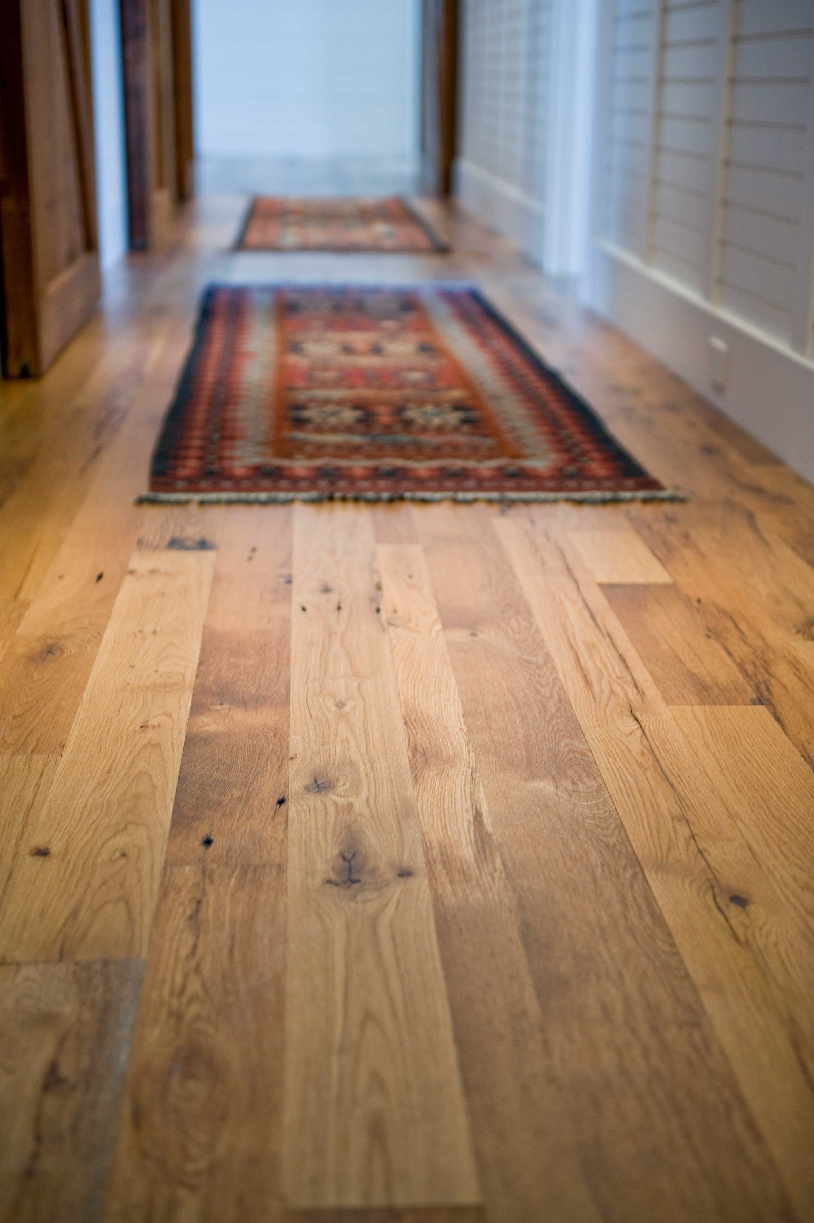 Mixing Wood Floor Widths
