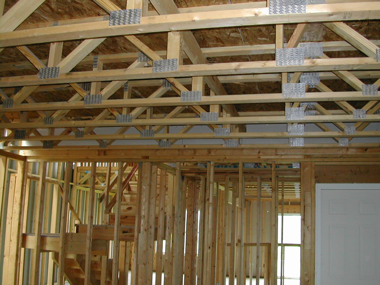 Prefab Wood Floor Joists