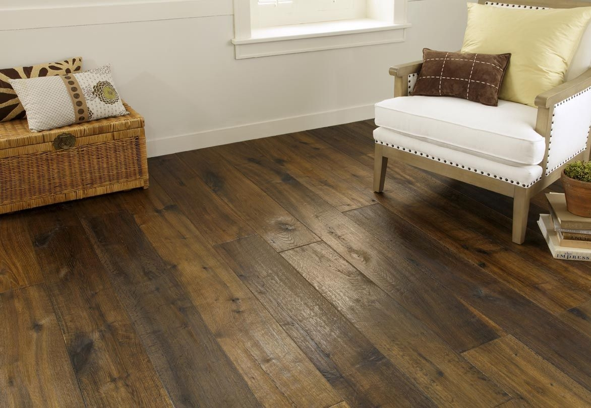 Reclaimed Wood Flooring Gloucestershire