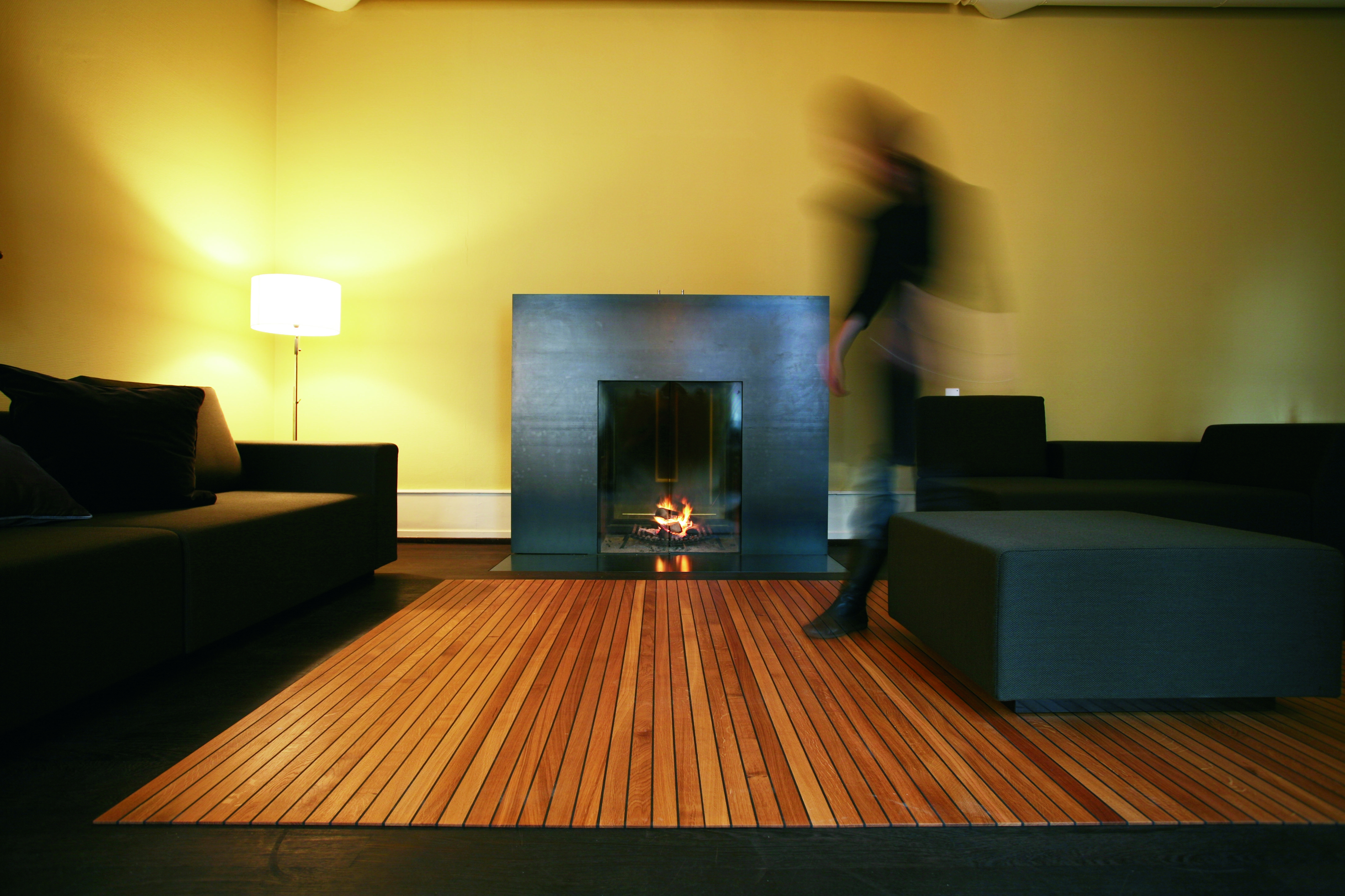 Roll Out Wood Flooring