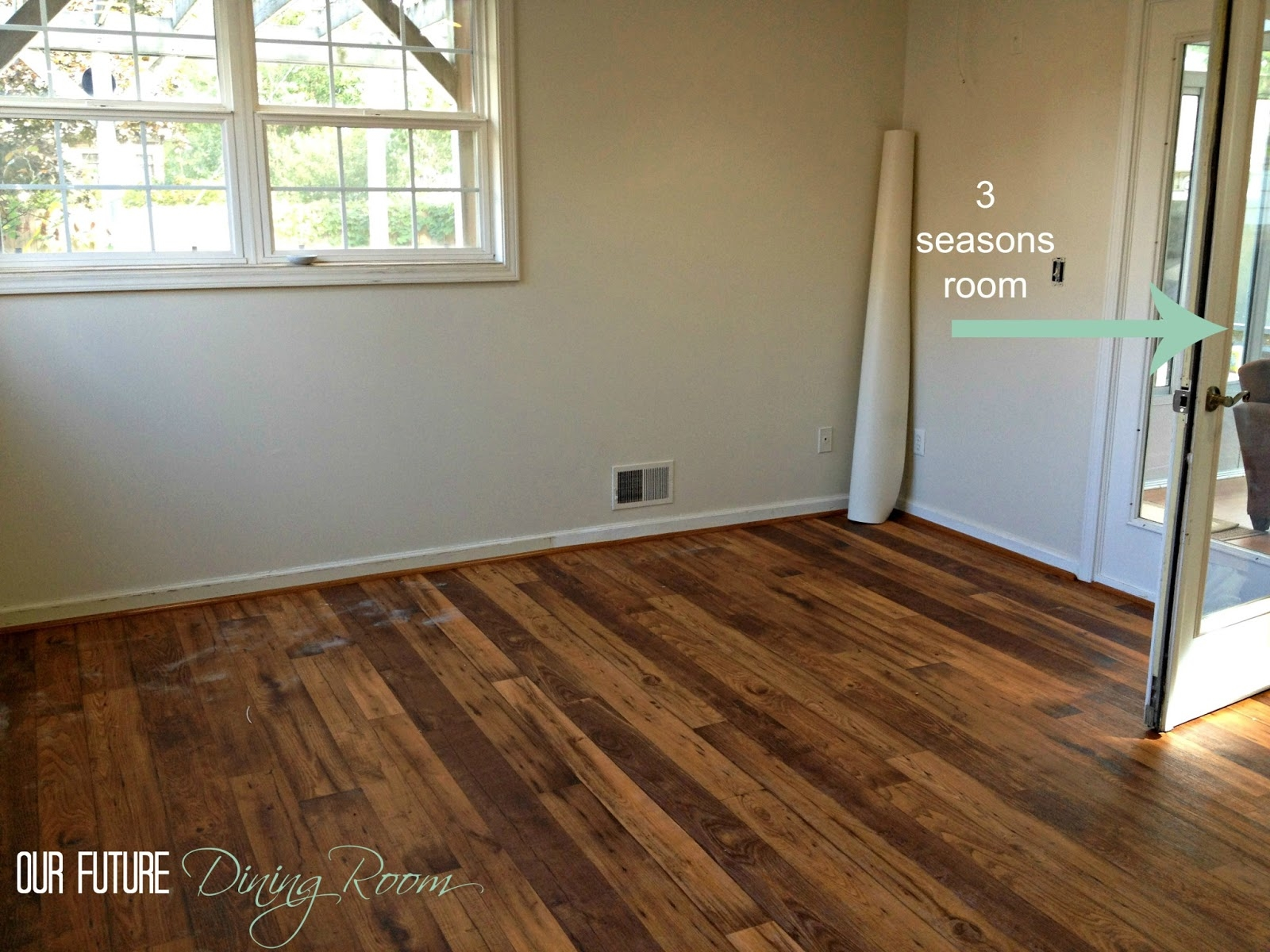 Roll Vinyl Flooring Looks Like Wood