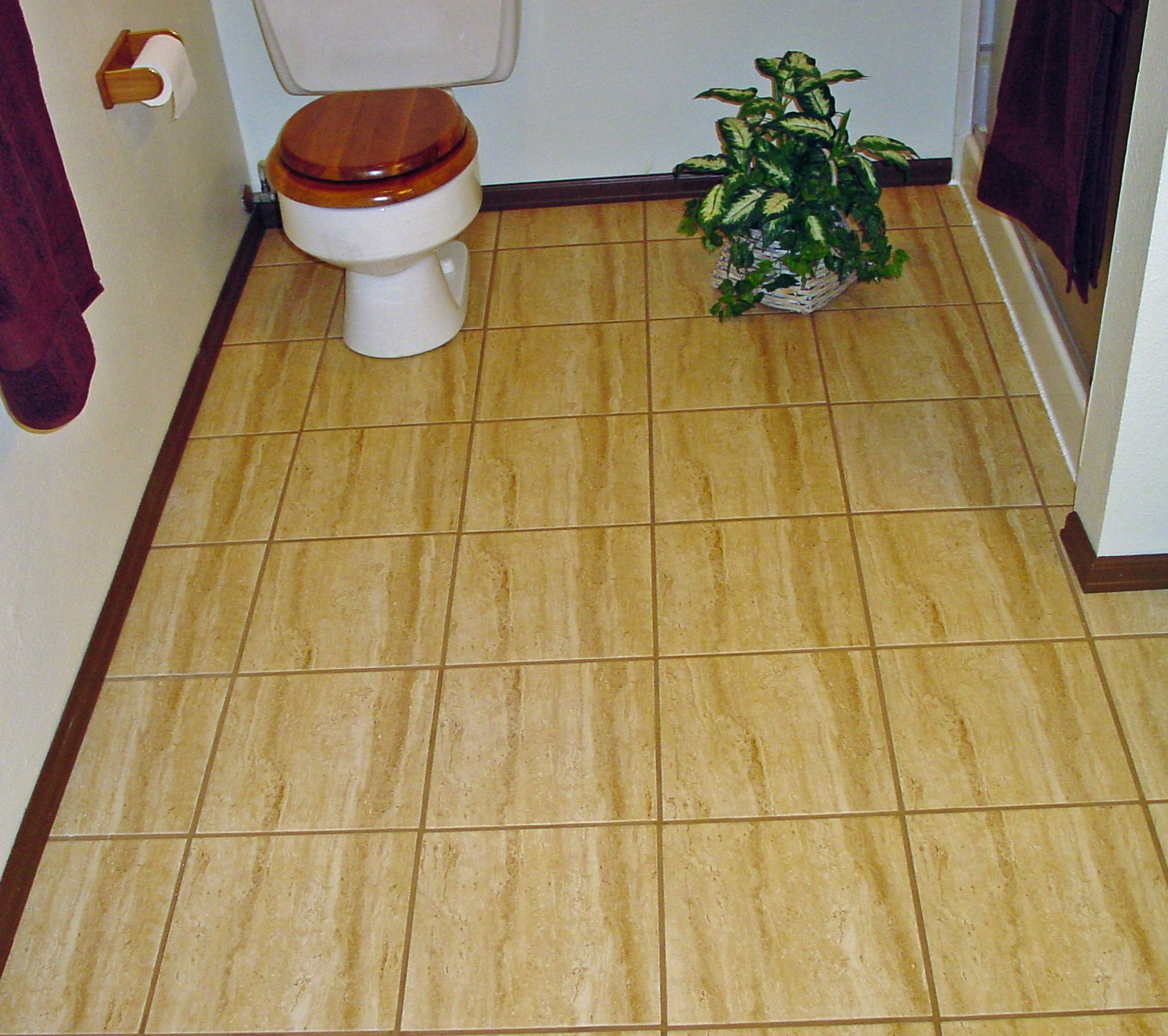 Seal Wood Floor Before Tiling1533 X 1360