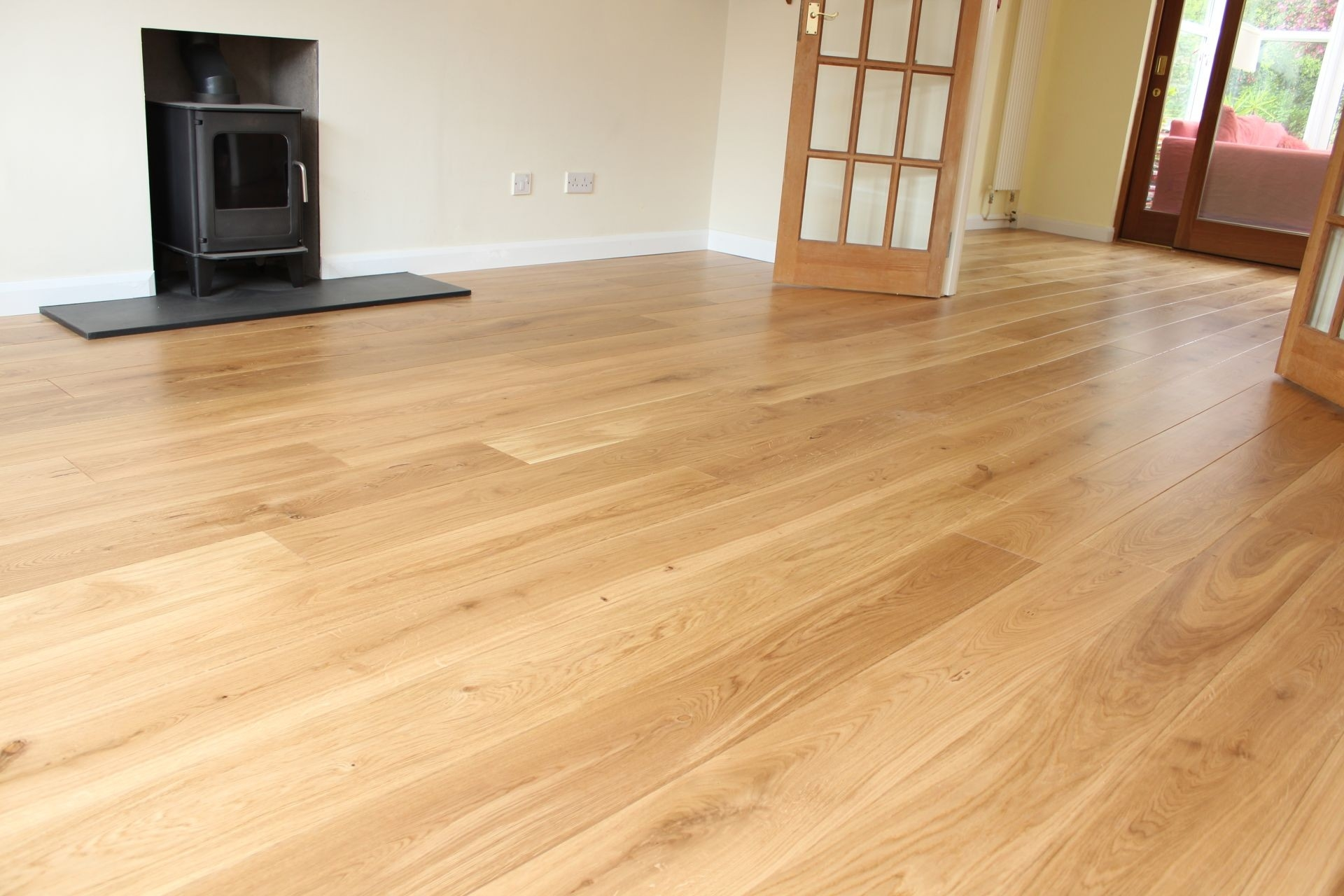 Solid Wood Floor Lacquer