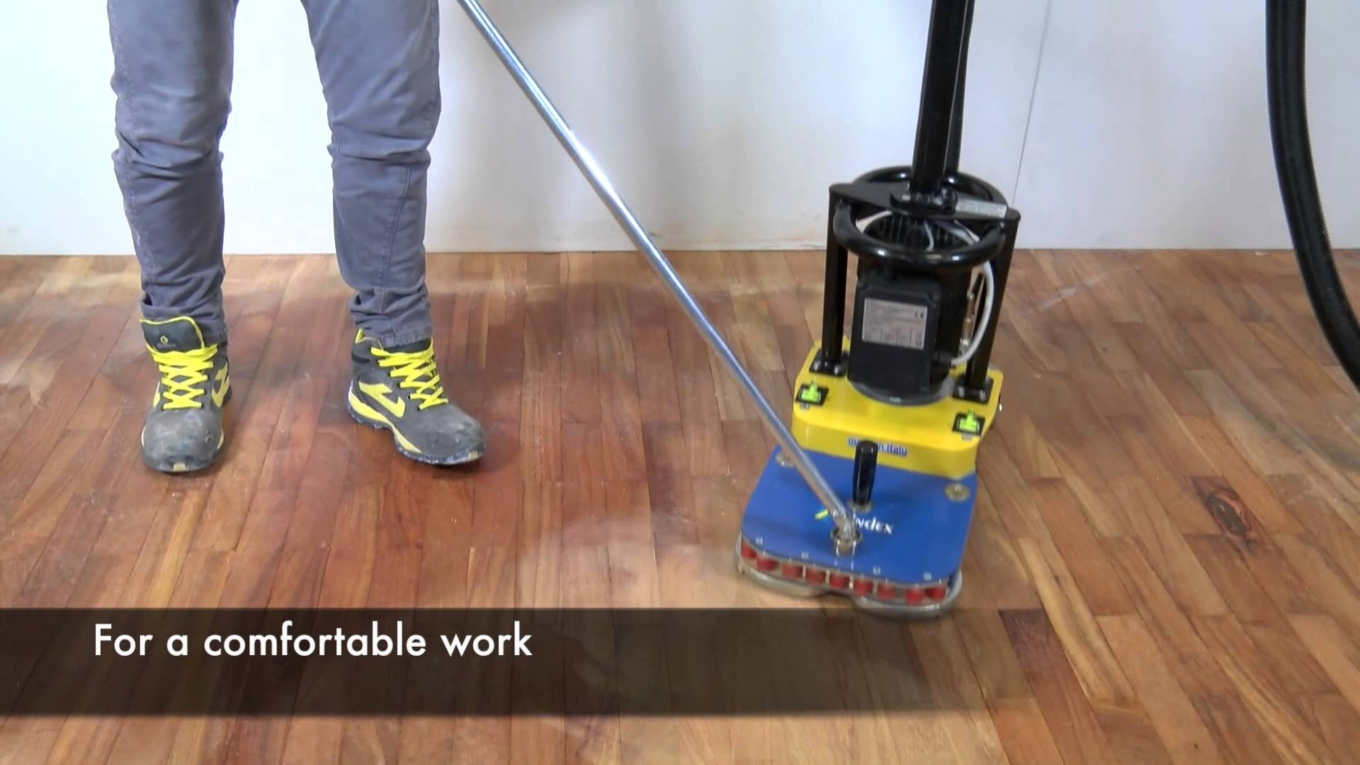 Stand Up Wood Floor Edger