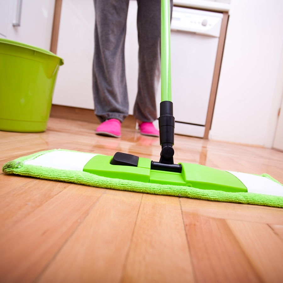 Steam Vacuum On Wood Floors