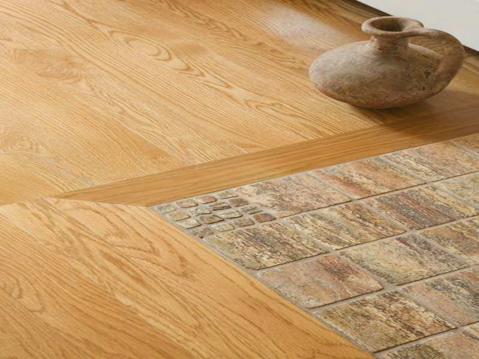 Wood Floor Threshold Ideas